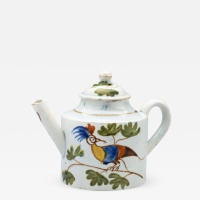 Small Pearlware Teapot Cover