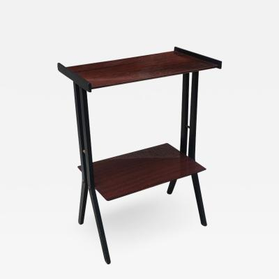Small double shelf table 1960s