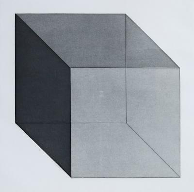Sol LeWitt SOL LEWITT UNTITLED FROM FORMS DERIVED FROM A CUBE 1982 ARTISTS PROOF