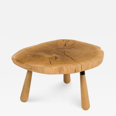 Solid Oak Troll Occasional Table by Lop Furniture