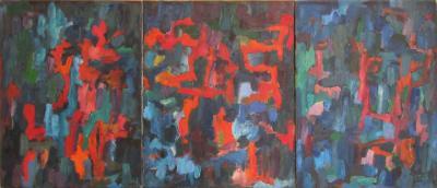 Solomon Ethe Triptych