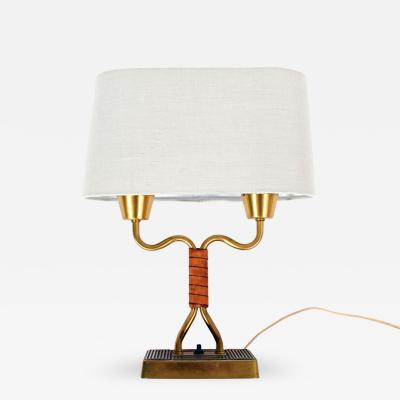 Sonja Katzin Table lamp design by Sonja Katzin foe ASEA 1940s
