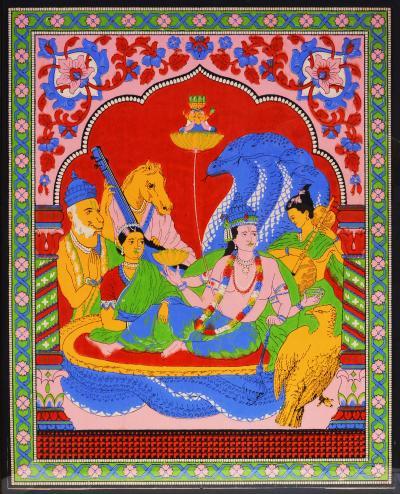South Asian Wallpaper Group of Six wallpaper designs