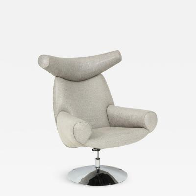 Space Age Ox Chair