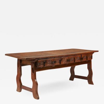 Spanish 17th century table