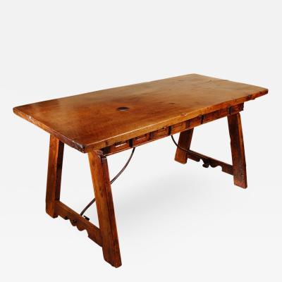 Spanish Baroque Period Table