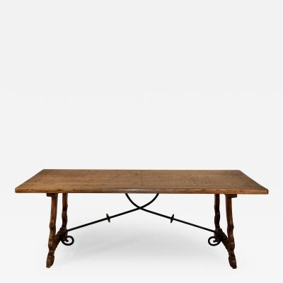 Spanish Colonial Table c 1910