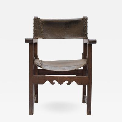 Spanish Friars Chair Mid 17th Century