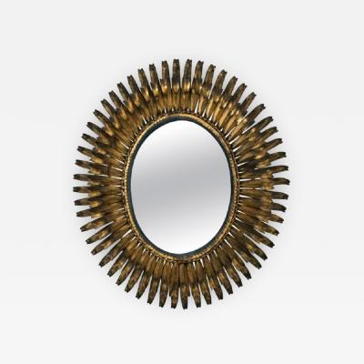 Spanish Sunburst Mirror