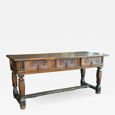 Spanish Table 18th Century