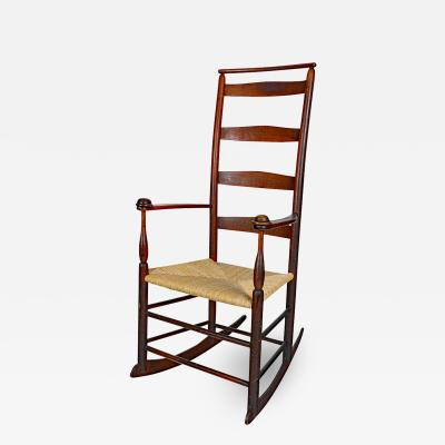 Special Production Shaker Rocking Armchair