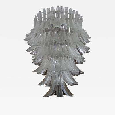 Spectacular 1968 Italian Murano glass chandelier