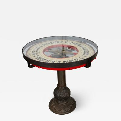 Spinning Game Wheel Table