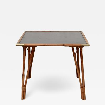 Square table Italy 70s