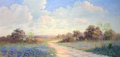 Stacey Philbrick Stacey Philbrick Country Road c 1930s