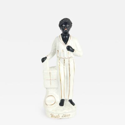 Staffordshire figure Uncle Tom c 1852