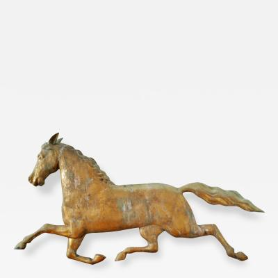 Stamped Harris Horse in First Surface