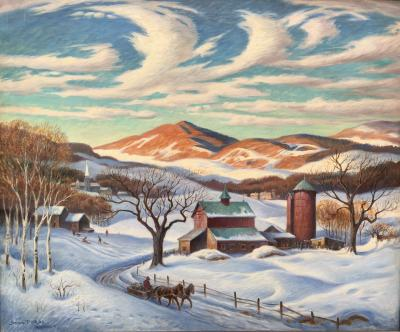Stan islaus P ociecha Poray The Neighbors Farm Vermont