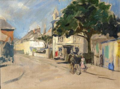 Stanhope Alexander Forbes The Fountain Tavern Penzance c 1939
