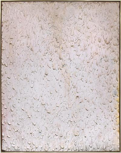 Stanley Boxer Stanley Boxer Large Textural Oil on Linen 1980