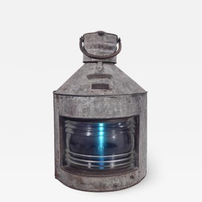 Starboard Lantern