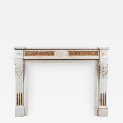 Statuary Marble Mantle