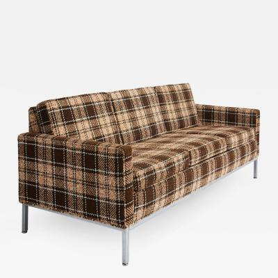 Steelcase Co Three Seat Sofa