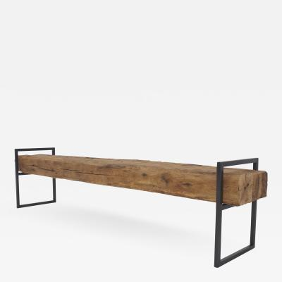 Stefan Rurak Studio Beam Bench
