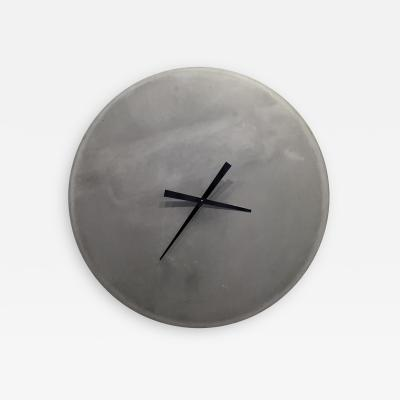 Stefan Rurak Studio Concrete Wall Clock