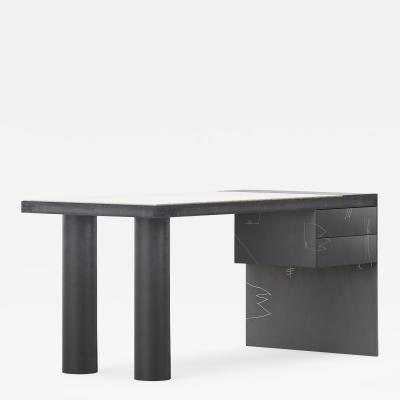 Stefan Rurak Studio Steel Desk