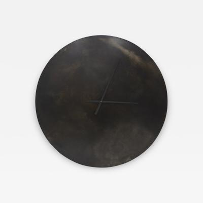 Stefan Rurak Studio Steel Wall Clock
