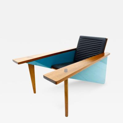 Stefan Zwicky Stefan Zwicky Lesestation Lounge Chair Switzerland 1987