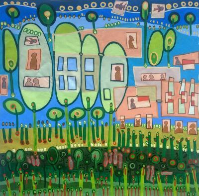 Stela Carmona Entrequadras Neighborhoods