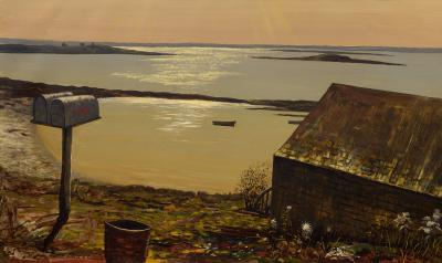 Stephen Etnier Casco Bay