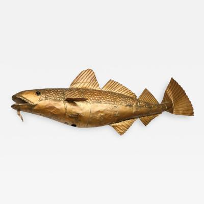 Stephen Pinney Golden Fish
