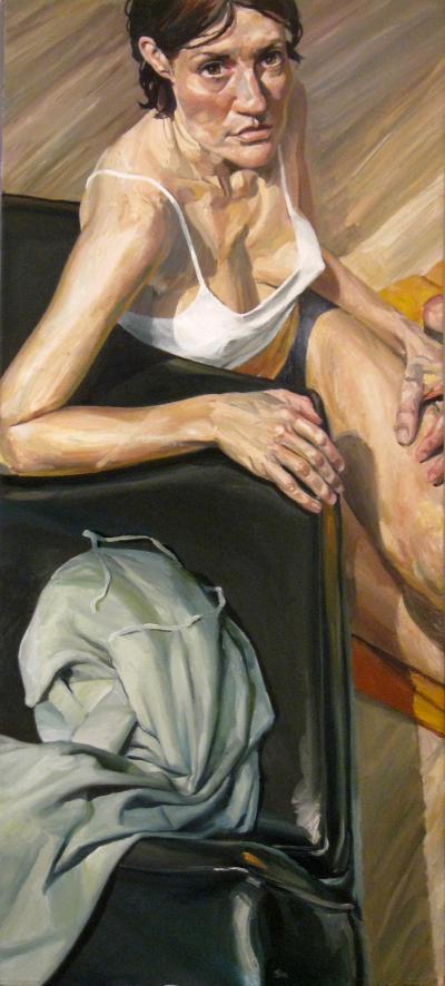 Stephen Wright Figure Sofa