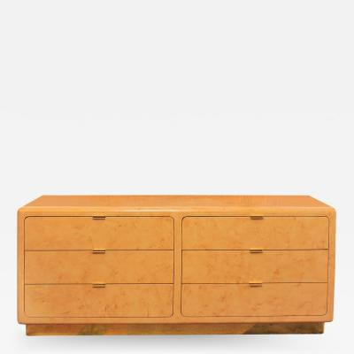 Steve Chase 1970s US chest of drawers by Steve Chase
