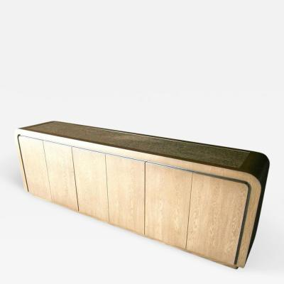 Steve Chase Waterfall Credenza