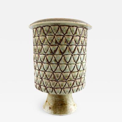 Stig Lindberg Stig Lindberg 1916 1982 Gustavberg Studio pottery vase