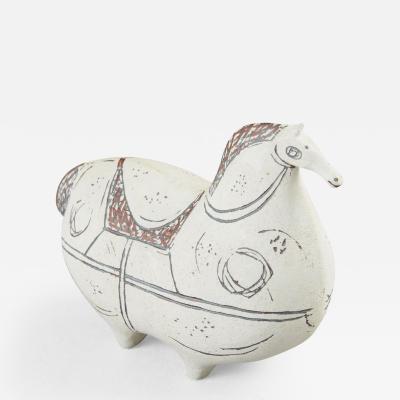 Stig Lindberg Stig Lindberg figurin small horse