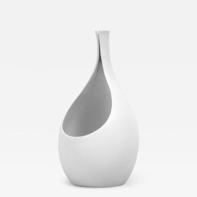 Stig Lindberg Vase Model Pungo Produced by Gustavsberg