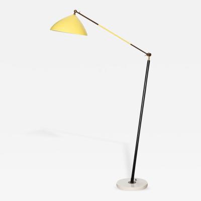 Stilux Milano Articulating Floor Lamp by Stilux
