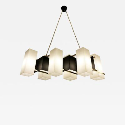 Stilux Milano Stilux Ceiling Light Italy 1960s