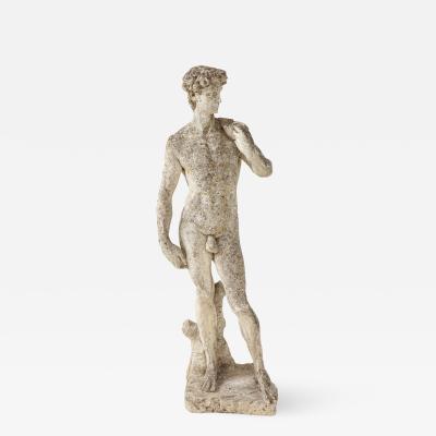 Stone Statue Of David