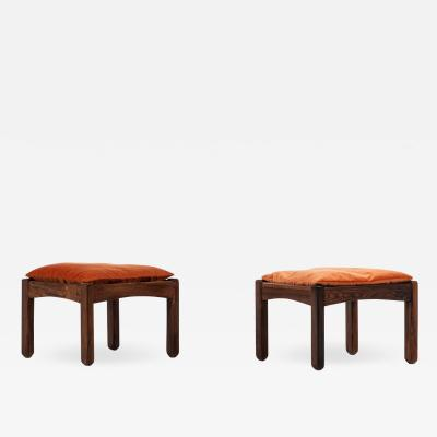 Stools Probably Produced in Brazil