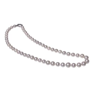 Strand of Cultured Fresh Water Pearl Necklace 29 75 inches