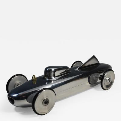 Streamlined Miniature Race Car Gas Powered