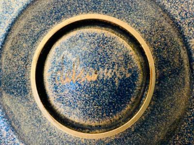 Studio Del Campo Del Campo 1960s Italian Mid Century Enamel Bowl Tray