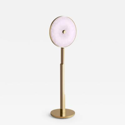 Studio MVW JinShi Pink Jade Floor Light 1