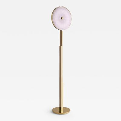 Studio MVW JinShi Pink Jade Floor Light 2